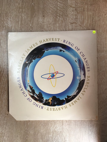 Barclay James Harvest - Ring Of Changes - Vinyl LP Record - Opened  - Very-Good+ Quality (VG+)
