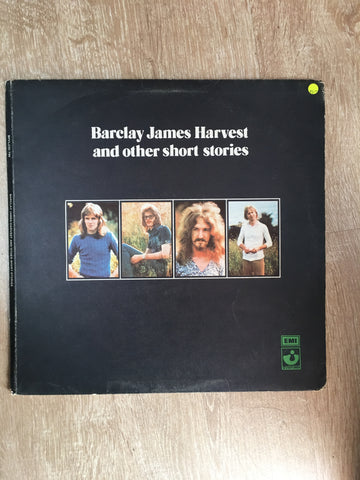 Barclay James Harvest and Other Short Stories - Vinyl LP Record - Opened  - Very-Good- Quality (VG-)