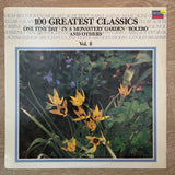 100 Greatest Classics - Vol 8 - Vinyl LP Record - Opened  - Very-Good+ Quality (VG+)