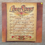 Chuck Girard - Love Song - Vinyl LP Record - Opened  - Very-Good Quality (VG) - C-Plan Audio