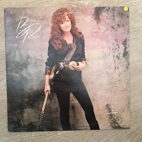 Bonnie Raitt  - Vinyl LP Record - Opened  - Very-Good+ Quality (VG+)