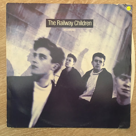 The Railway Children ‎– Recurrence  - Vinyl LP Record - Opened  - Very-Good+ Quality (VG+)