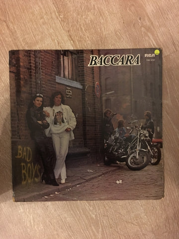 Baccara - Bad Boys - Vinyl LP Record - Opened  - Very-Good+ Quality (VG+)