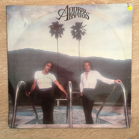 Addrisi Brothers - Vinyl LP Record - Opened  - Very-Good- Quality (VG-)