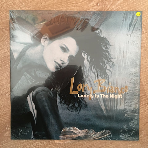 Lory Bianco ‎– Lonely Is The Night - Vinyl LP Record - Opened  - Very-Good+ Quality (VG+)