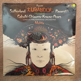 Puccini, Sutherland Pavarotti Caballé, Ghiaurov, Krause, Pears, London Philharmonic Orchestra Mehta* ‎– Turandot Highlights -  Vinyl LP - Sealed - C-Plan Audio