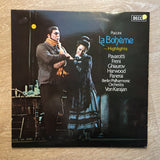 Puccini ‎– La Bohème Highlights - Vinyl LP Opened - Near Mint Condition (NM) - C-Plan Audio