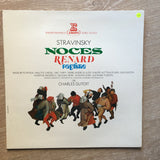 Stravinsky - Noces - Charles DuToit  - Vinyl LP Opened - Near Mint Condition (NM) - C-Plan Audio