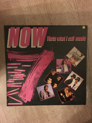 Various - Original Artists - Now That's What I Call Music 7 - Vinyl LP Record - Opened  - Very-Good+ Quality (VG+) - C-Plan Audio