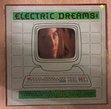 Electric Dreams - Original Soundtrack - Giorgio Moroder -Vinyl LP Record - Opened  - Very-Good Quality (VG) - C-Plan Audio
