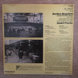 Berlioz - André Previn, Robert Tear, London Philharmonic Choir, London Philharmonic Orchestra ‎– Requiem (Grande Messe Des Morts) - Double Vinyl LP Record - Opened  - Very-Good+ Quality (VG+)