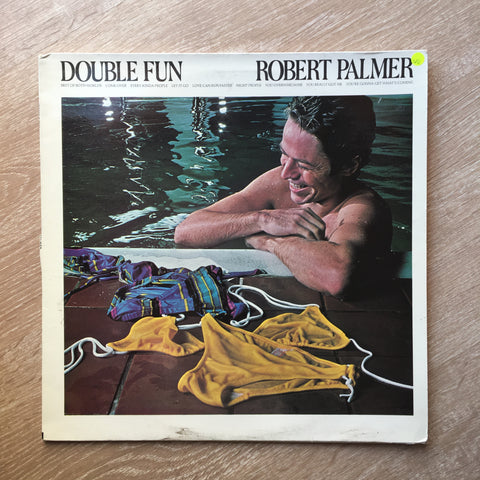 Robert Palmer - Double Fun - Vinyl Record - Opened  - Very-Good Quality (VG) - C-Plan Audio