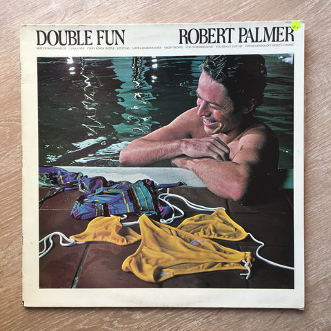 Robert Palmer - Double Fun - Vinyl LP Record - Opened  - Very-Good+ Quality (VG+)