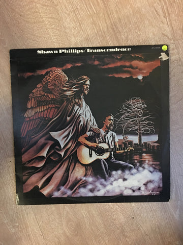 Shawn Phillips - Transcendence - Vinyl LP Record - Opened  - Very-Good+ Quality (VG+) - C-Plan Audio