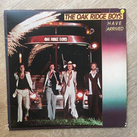 The Oak Ridge Boys Have Arrived - Vinyl LP Record - Opened  - Very-Good+ Quality (VG+) - C-Plan Audio