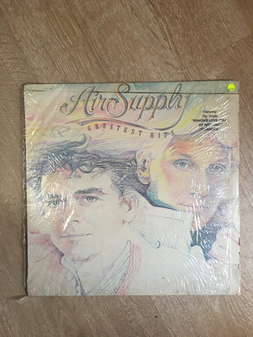 Air Supply - Greatest Hits - Vinyl LP Record