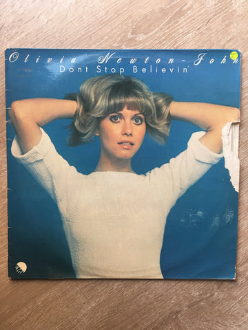 Olivia Newton John - Dont Stop Believin' - Vinyl LP - Opened  - Very-Good Quality (VG)