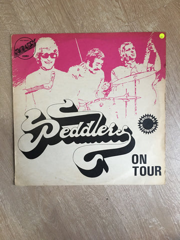 Peddlers - On Tour - Vinyl LP Record - Opened  - Very-Good Quality (VG) - C-Plan Audio