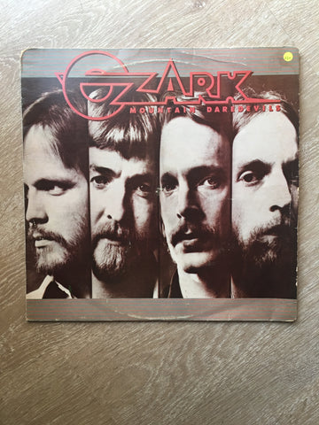 The Ozark Mountain Daredevils - Vinyl LP Record - Opened  - Very-Good+ Quality (VG+)
