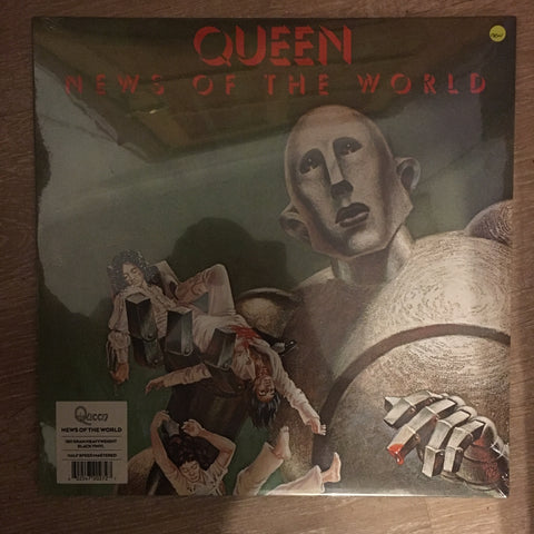 Queen - News Of The World - 180g Half Speed Remastered - Sealed