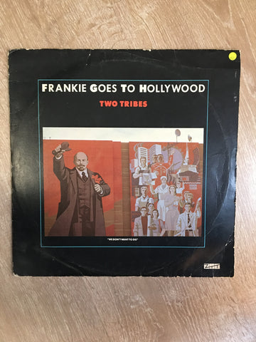 Frankie Goes to Hollywood - Two Tribes - Vinyl LP Record - Opened  - Very-Good Quality (VG) - C-Plan Audio