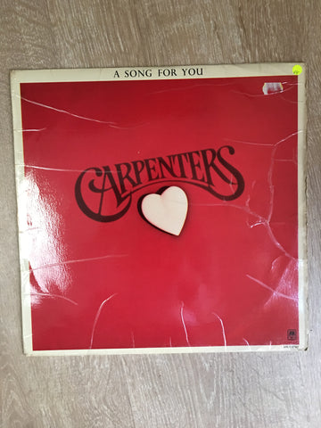 Carpenters - A Song For You - Vinyl
