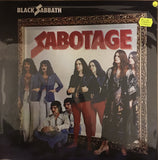 Black Sabbath - Sabotage - Transparent Blue -  Vinyl LP - New Sealed