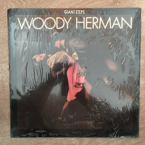 Woody Herman - Giant Steps -  Vinyl LP - Sealed - C-Plan Audio