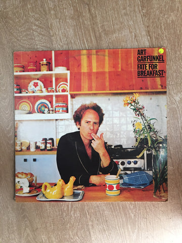 Art Garfunkel - Fate For Breakfast - Vinyl LP Record - Opened  - Very-Good Quality (VG)