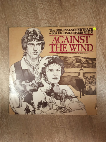Against The Wind - The Original Soundtrack - Vinyl LP Record - Opened  - Very-Good+ Quality (VG+)