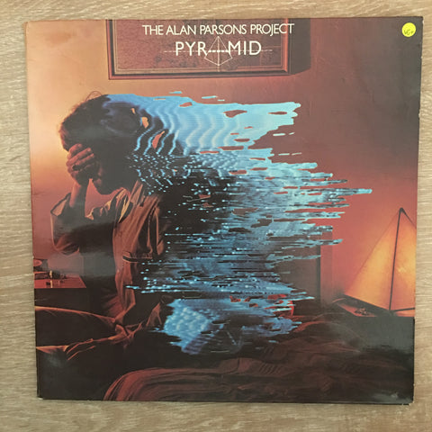 Alan Parsons Project - Pyramid  - Vinyl LP - Opened  - Very-Good+ Quality (VG+)