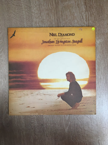 Neil Diamond - Jonathan Livingston Seagull - Vinyl LP Record - Opened  - Very-Good- Quality (VG-) - C-Plan Audio