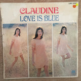Claudine Longet - Love Is Blue - Vinyl LP Record - Opened  - Very-Good Quality (VG) - C-Plan Audio