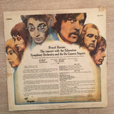 Procol Harum ‎– Live - In Concert - Vinyl LP Record - Opened  - Very-Good- Quality (VG-) - C-Plan Audio