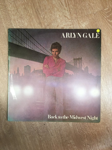 Arlyn Gale - Back to the Midwest Nights  - Vinyl LP Record - Opened  - Very-Good+ Quality (VG+)