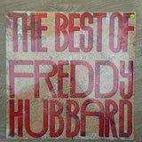 The Best Of Freddy Hubbard-  Vinyl LP Record - Sealed - C-Plan Audio