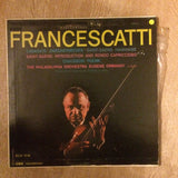 Zino Francescatti / Eugene Ormandy Conducts The Philadelphia Orchestrai- Vinyl LP Record - Opened  - Very-Good- Quality (VG-) - C-Plan Audio