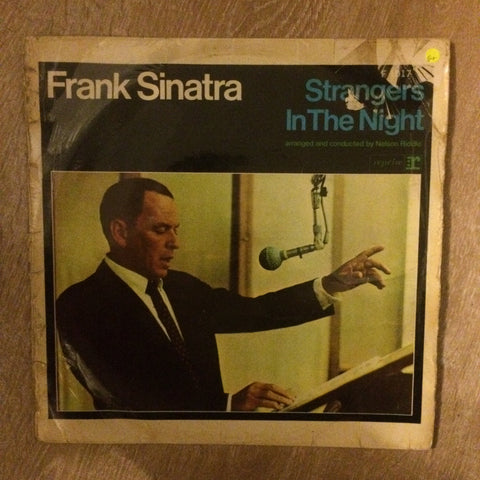 Frank Sinatra - Strangers In The Night - Vinyl LP Record - Opened  - Good+ Quality (G+)