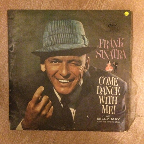 Frank Sinatra - Come Dance With Me - Vinyl LP Record - Opened  - Good+ Quality (G+)
