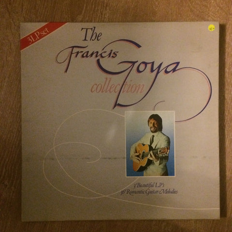 The Francis Goya Collection - 3 x Vinyl LP Record Box Set - Opened  - Very-Good+ Quality (VG+) - C-Plan Audio