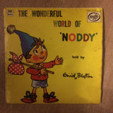 Enid Blyton - The Wonderful World of Noddy told by Enid Blyton - Vinyl LP Record - Opened  - Very-Good Quality (VG) - C-Plan Audio