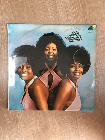 Love Unlimited - Under The Influence Of - Vinyl LP Record - Opened  - Very-Good+ Quality (VG+) - C-Plan Audio