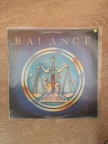 Balance - Vinyl LP Record - Opened  - Very-Good+ Quality (VG+)