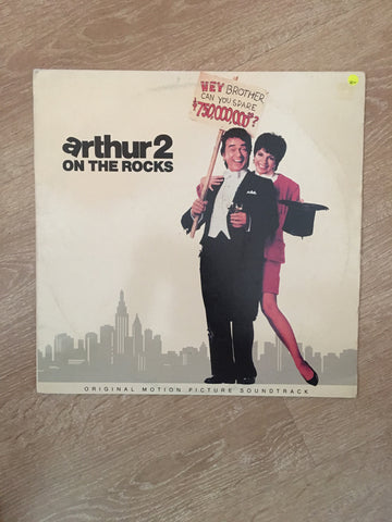 Arthur 2 - On The Rocks - Vinyl LP Record - Opened  - Very-Good+ Quality (VG+)