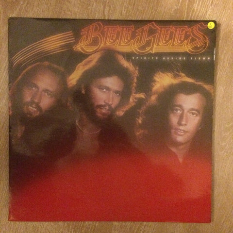 Bee Gees - Spirits Having Flown - Vinyl LP Record - Opened  - Very-Good Quality (VG)