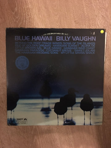 Billy Vaughn And His Orchestra ‎– Blue Hawaii - Vinyl LP Record - Opened  - Very-Good+ Quality (VG+)