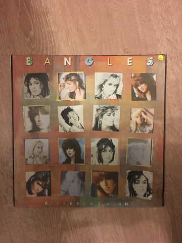 Bangles - Different Light - Vinyl LP - Opened  - Very-Good Quality (VG)