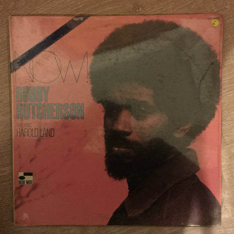 Bobby Hutcherson ‎– Now! - Vinyl LP Record - Opened  - Very-Good- Quality (VG-)