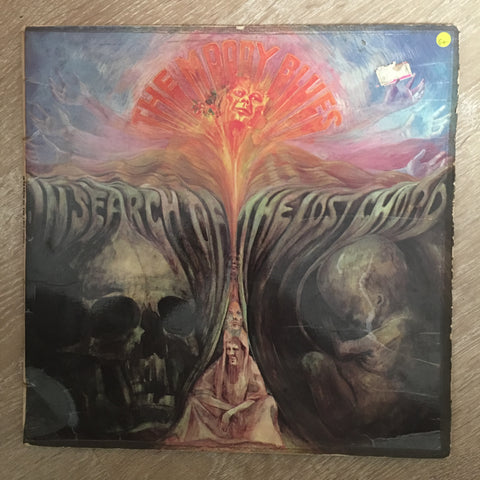 Moody Blues In Search Of The Lost Chord Vinyl Lp Record