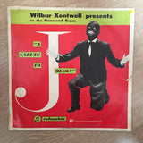 Wilbur Kentwell On The Hammond Organ  Presents - A Salute To Jolson - Vinyl Record - Opened  - Very-Good Quality (VG) - C-Plan Audio